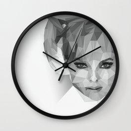 Virna Lisi (8 November 1936 – 18 December 2014) Wall Clock