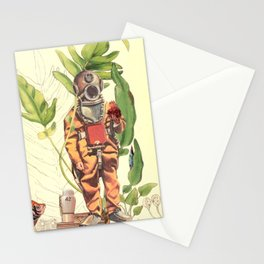 Part 42 Deep sea Sacred Heart Diver Stationery Cards
