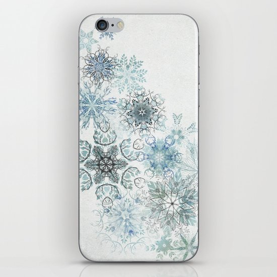 The Forest Drift iPhone & iPod Skin
