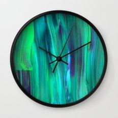 Abstract Painting 29 Wall Clock