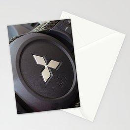 Mitsubishi Lancer Evolution X Wheel Stationery Cards
