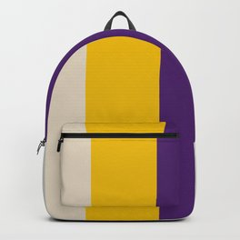 Colorful Stripes III Backpack