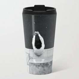 The bottom neighbor Travel Mug