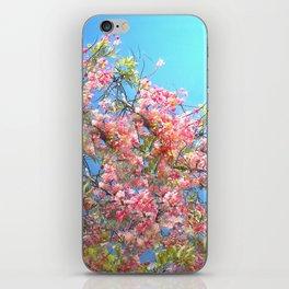 Waimea Blossoms iPhone Skin