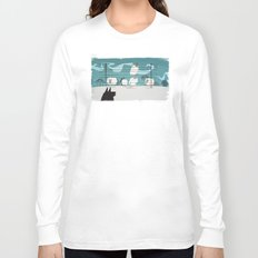 A sheep odyssey Long Sleeve T-shirt