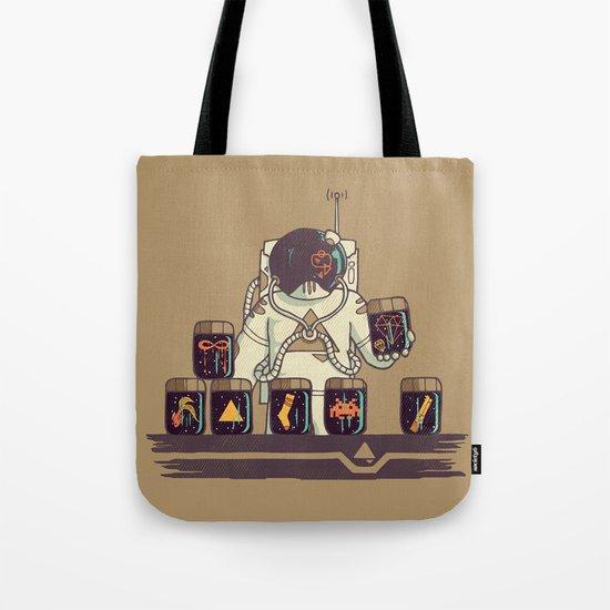 Kleptonaut Tote Bag