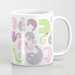 Elephant Stomp Coffee Mug