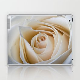 Creamy Rose Laptop & iPad Skin