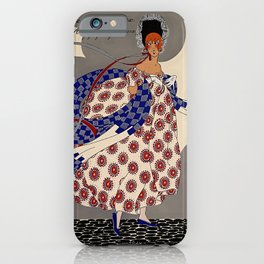 """Martha Romme Couture Design """"Nivoise"""" iPhone Case"""