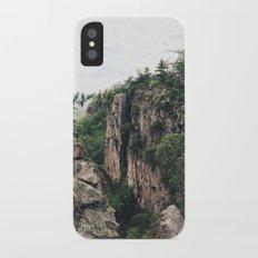 Mountain Air  iPhone X Slim Case