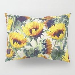 Sunflowers Forever Pillow Sham