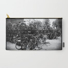 Utrecht Train Station Parking Carry-All Pouch