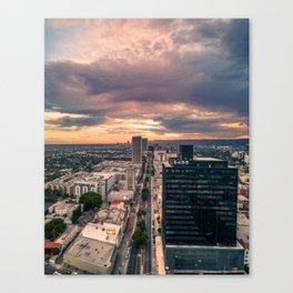 5455 Wilshire Canvas Print