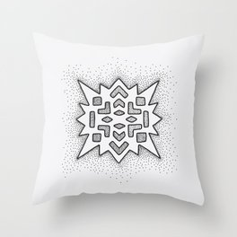 Little Christmas Throw Pillow