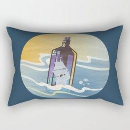 Ghost Ship 2 Rectangular Pillow