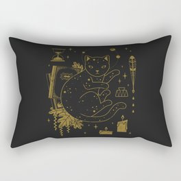 Magical Assistant Rectangular Pillow