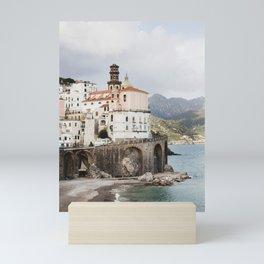 Amalfi Coast, Atrani Mini Art Print