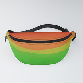 Candy Watermelon Abstract Fanny Pack