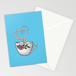 Love Tattoo Flash Stationery Cards