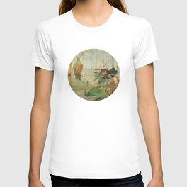 Mundos perdidos T-shirt