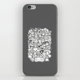 Super 16 bit  iPhone Skin