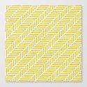 Herringbone 45 Yellow by projectm