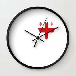 George Love Wall Clock