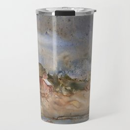 Menagerie Island Lighthouse Travel Mug