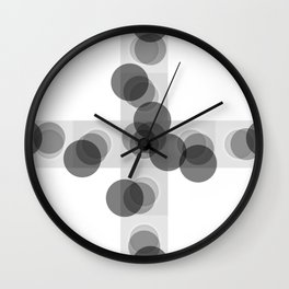 Being free Wall Clock
