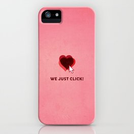 We just click iPhone Case