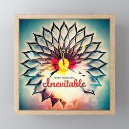 Inevitable Framed Mini Art Print