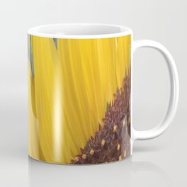 359 - Abstract Flower Landscape Coffee Mug