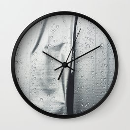 Nothing Here Wall Clock