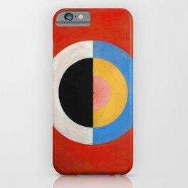 "Hilma af Klint ""The Swan, No. 17, Group IX-SUW"" iPhone Case"