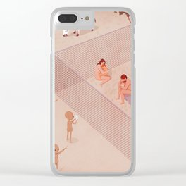 The zoo Clear iPhone Case