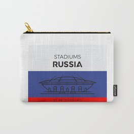 Russia Stadiuns | St. Petersburg Carry-All Pouch