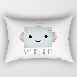 Baby Robot Rectangular Pillow
