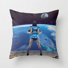 Show on! Throw Pillow