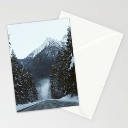 North Cascades Stationery Cards