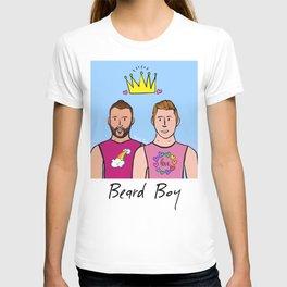 Beard Boy: Ivan & Carlos T-shirt