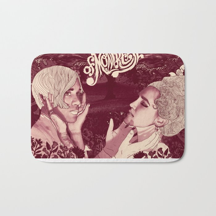 Lousy with Sylvianbriar  Bath Mat
