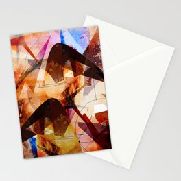 the curse of the eagle Stationery Cards