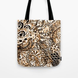 Zentangle Mix 1216 Tote Bag
