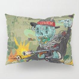 Bootleg Husker Pillow Sham
