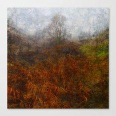 The 'Zone' Canvas Print