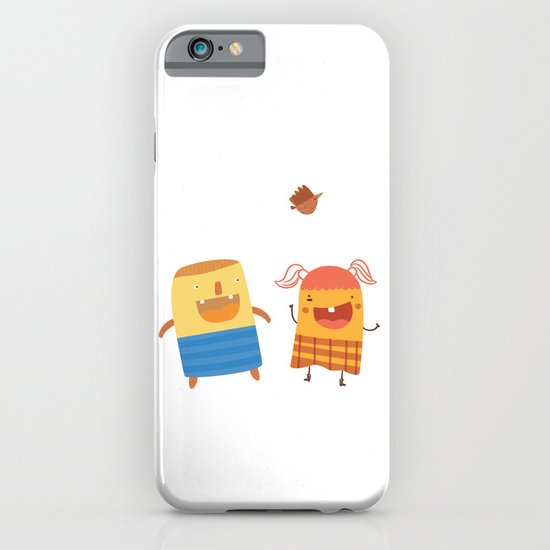 YOU MAKE ME SMILE iPhone & iPod Case