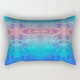 lithography Rectangular Pillow