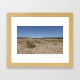 HWY Framed Art Print