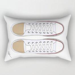 All Star White v2 Rectangular Pillow