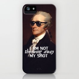 Shot iPhone Case